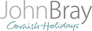 John Bray Cornish holidays Logo Design