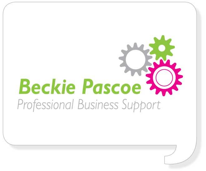 Beckie Pascoe Logo Design