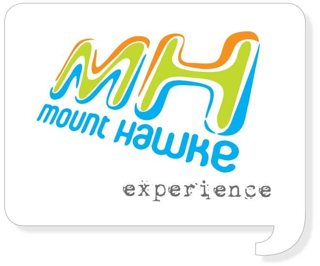 Mount Hawke Skate Park Logo Design