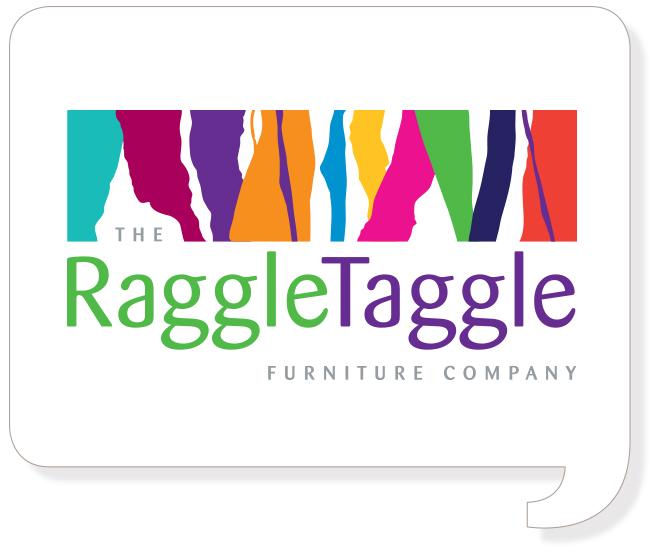 Raggle Taggle Logo Design